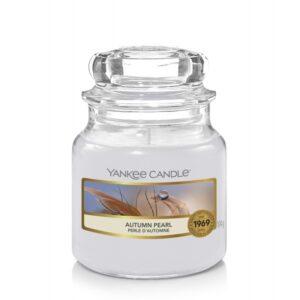 Yankee Candle Autumn Pearl - mała świeca zapachowa - e-candlelove