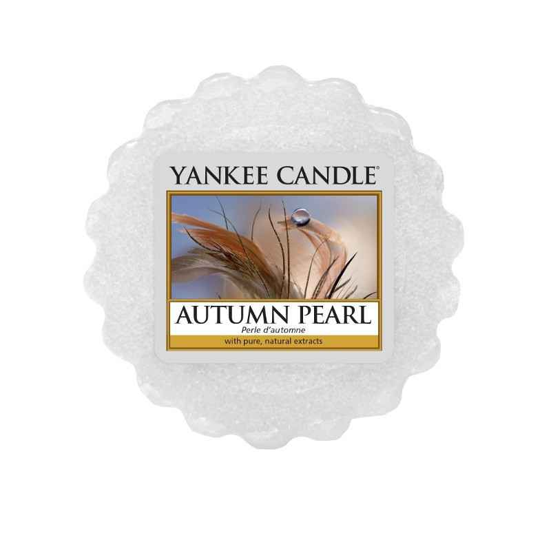 Yankee Candle Autumn Pearl - wosk zapachowy - e-candlelove