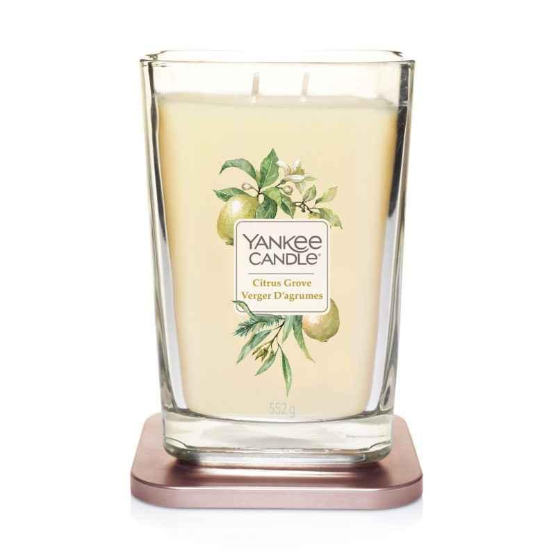 Yankee Candle Elevation Citrus Grove - duża świeca zapachowa - e-candlelove