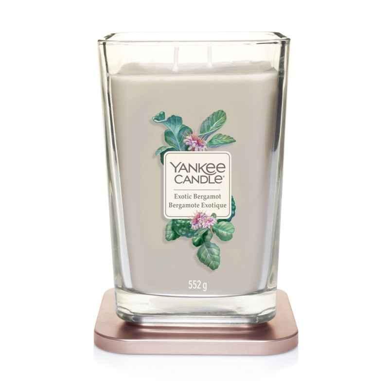 Yankee Candle Elevation Exotic Bergamot - duża świeca zapachowa - e-candlelove