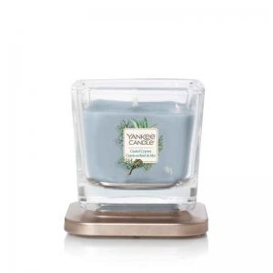 Yankee Candle Elevation Coastal Cypress - mała świeca zapachowa - e-candlelove