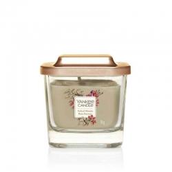 Yankee Candle Velvet Woods Elevation Coll. W/Plt Lid - mała świeca zapachowa - candlelove