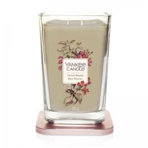 Yankee Candle Elevation Velvet Woods - duża świeca zapachowa - e-candlelove
