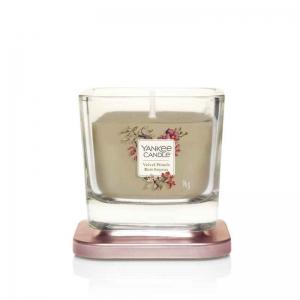 Yankee Candle Elevation Velvet Woods - mała świeca zapachowa - e-candlelove