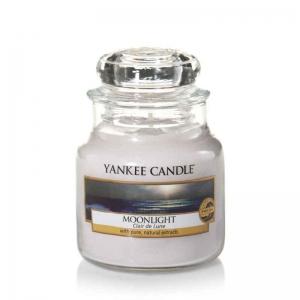 Yankee Candle Moonlight - mała świeca zapachowa - e-candlelove