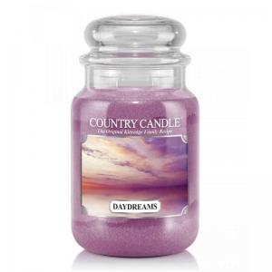 Country Candle Daydreams - duża świeca zapachowa - e-candlelove