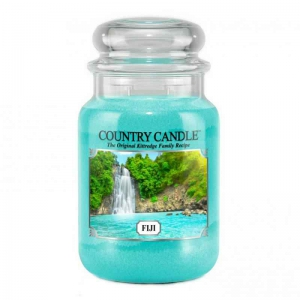 Country Candle Fiji - duża świeca zapachowa - e-candlelove