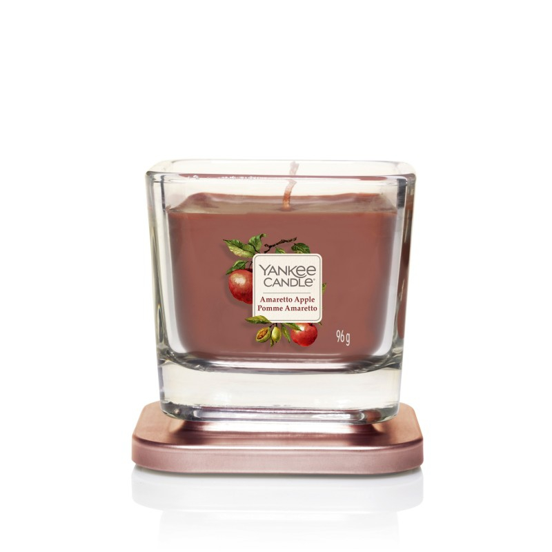Yankee Candle Elevation Amaretto Apple - mała świeca zapachowa - e-candlelove