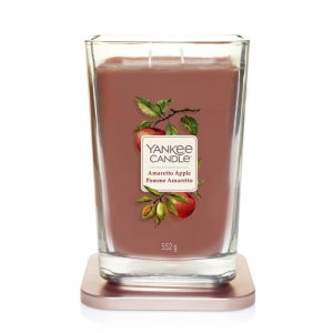 Yankee Candle Elevation Amaretto Apple - duża świeca zapachowa - e-candlelove