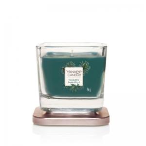 Yankee Candle Elevation Frosted Fir - mała świeca zapachowa - e-candlelove