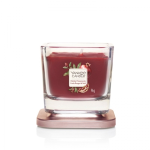 Yankee Candle Elevation Holiday Pomegranate - mała świeca zapachowa - e-candlelove