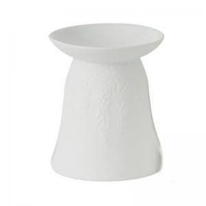 Yankee Candle Pastel Hue - biały kominek lawenda - e-candlelove