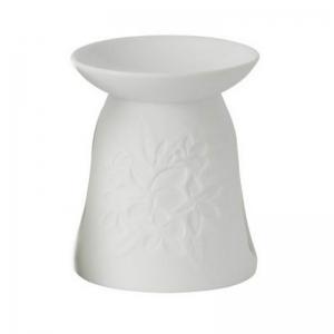 Yankee Candle Pastel Hue - biały kominek w kwiaty - e-candlelove