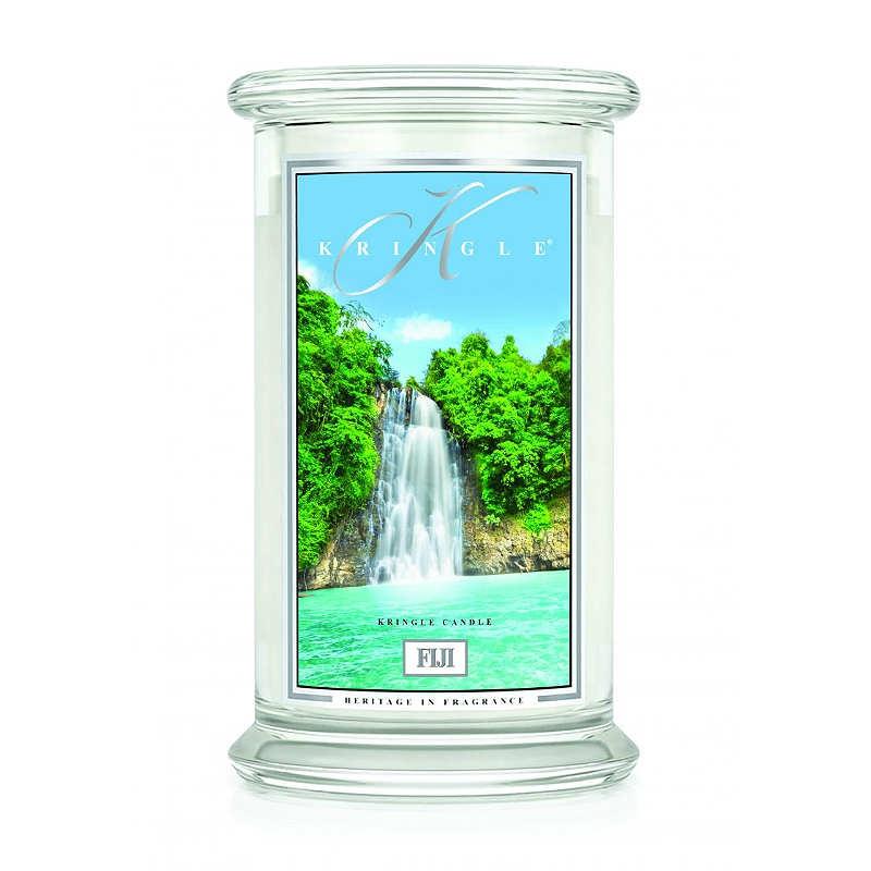 Kringle Candle Fiji - duża świeca zapachowa - e-candlelove