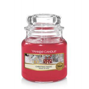 Yankee Candle Christmas Magic - mała świeca zapachowa - e-candlelove