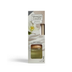 Yankee Candle Fluffy Towels - pałeczki zapachowe - candlelove
