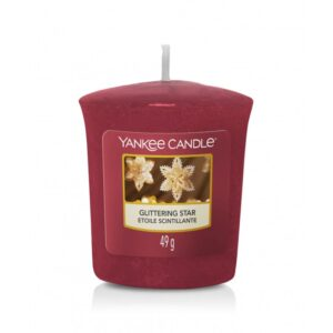 Yankee Candle Glittering Star - sampler zapachowy - candlelove