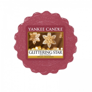Yankee Candle Glittering Star - wosk zapachowy - e-candlelove