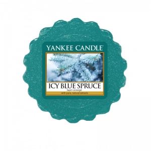 Yankee Candle Icy Blue Spruce - wosk zapachowy - e-candlelove
