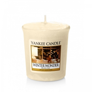 Yankee Candle Winter Wonder - sampler zapachowy - e-candlelove