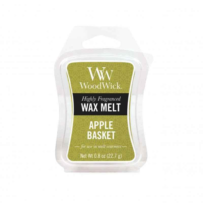 WoodWick Apple Basket - wosk zapachowy - candlelove