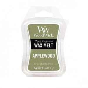 WoodWick Applewood - wosk zapachowy - candlelove