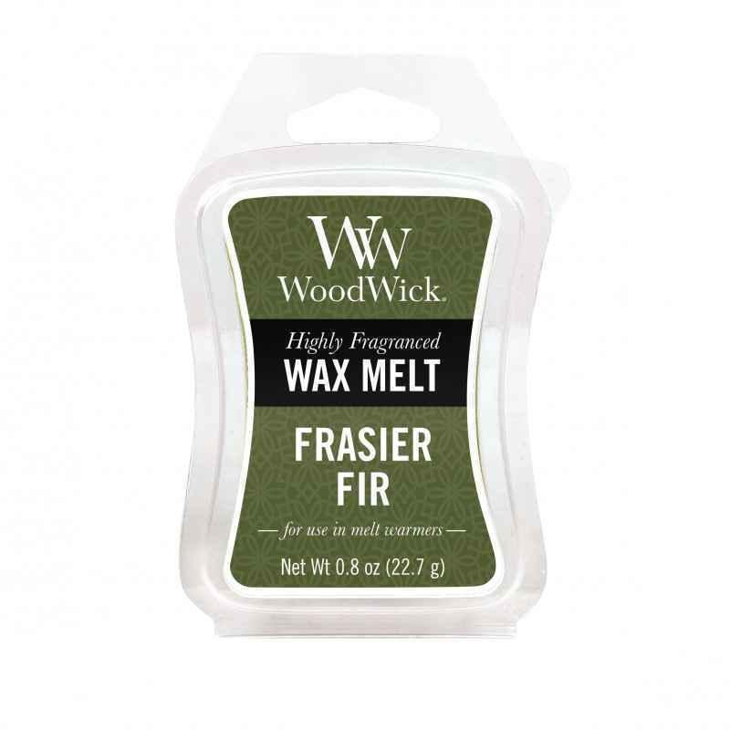 WoodWick Frasier Fir - wosk zapachowy - candlelove