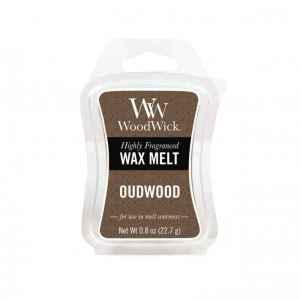 WoodWick Oudwood - wosk zapachowy - candlelove