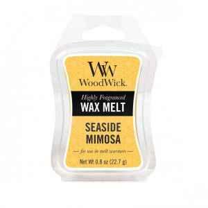 WoodWick Seaside Mimosa - wosk zapachowy - candlelove