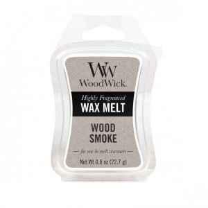 WoodWick Wood Smoke - wosk zapachowy - candlelove