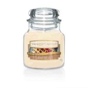 Yankee Candle Belgian Waffles - mała świeca zapachowa - e-candlelove
