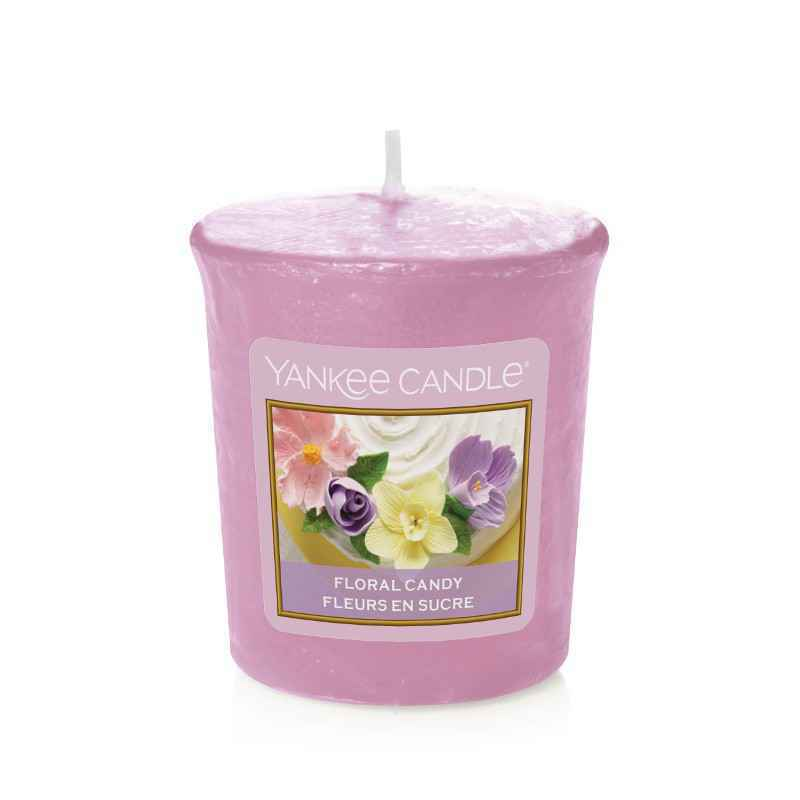 Yankee Candle Floral Candy - sampler zapachowy - e-candlelove