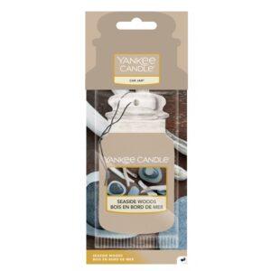 Yankee Candle Seaside Woods Car Jar - zapach samochodowy - candlelove