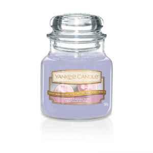 Yankee Candle Sweet Morning Rose - mała świeca zapachowa - e-candlelove