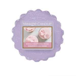 Yankee Candle Sweet Morning Rose - wosk zapachowy - e-candlelove