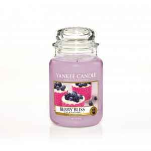 Yankee Candle Berry Bliss - duża świeca zapachowa - e-candlelove