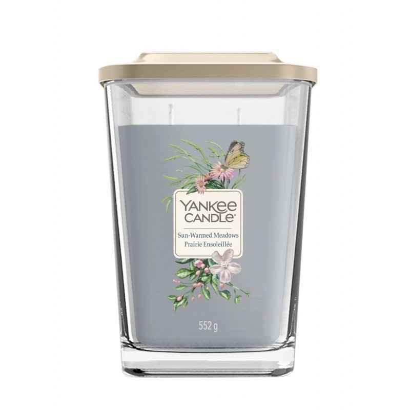 Yankee Candle Elevation Sun-Warmed Meadows - duża świeca zapachowa - candlelove