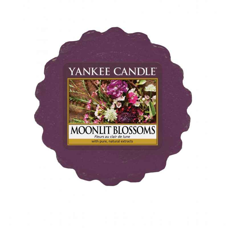 Yankee Candle Moonlit Blossoms - wosk zapachowy - e-candlelove