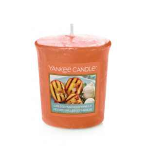 Yankee Candle Grilled Peaches & Vanilla - sampler zapachowy - e-candlelove