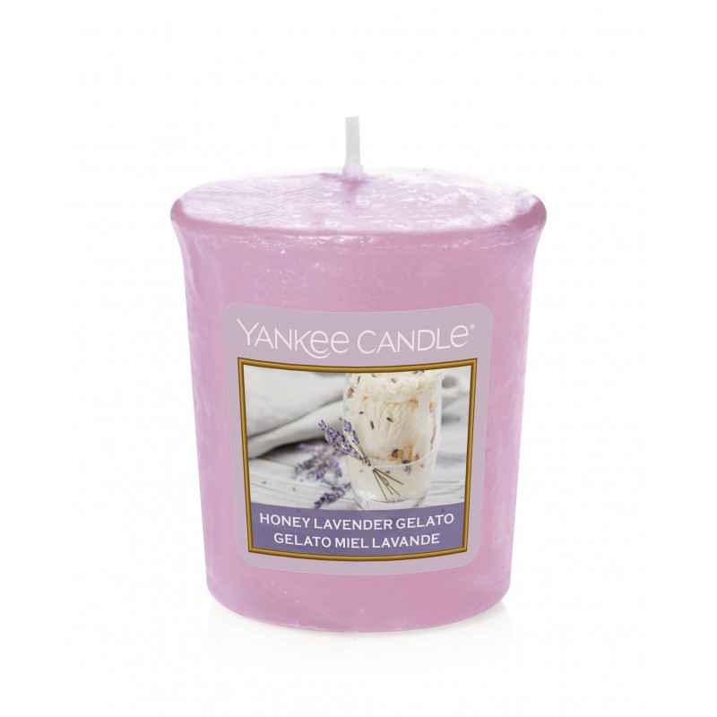 Yankee Candle Honey Lavender Gelato - sampler zapachowy - candlelove