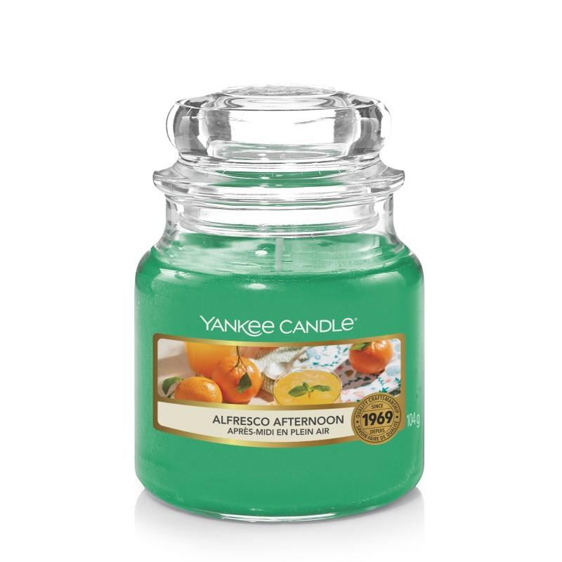Yankee Candle Alfresco Afternoon - mała świeca zapachowa - candlelove