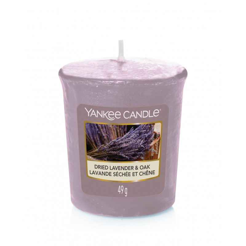 Yankee Candle Dried Lavender & Oak - sampler zapachowy - e-candlelove