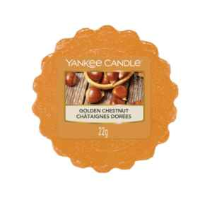 Yankee Candle Golden Chestnut - wosk zapachowy - e-candlelove