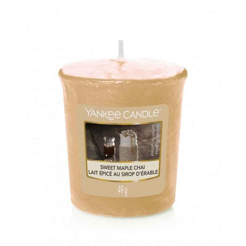 Yankee Candle Sweet Maple Chai - sampler zapachowy - e-candlelove