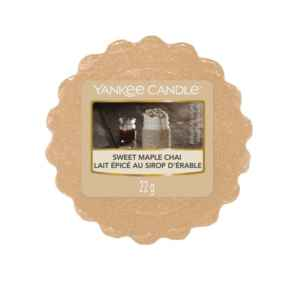 Yankee Candle Sweet Maple Chai - wosk zapachowy - e-candlelove