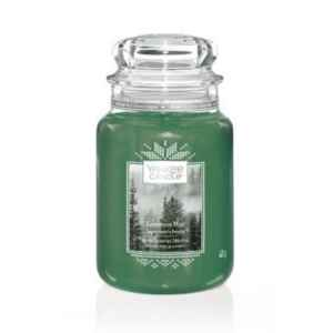Yankee Candle Evergreen Mist - duża świeca zapachowa - candlelove
