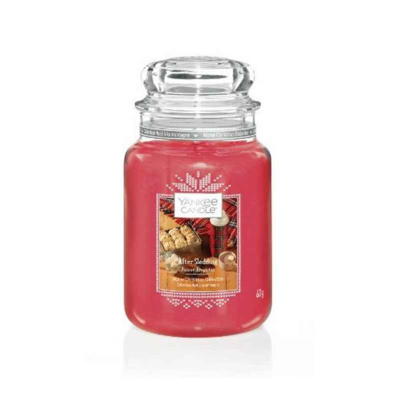 Yankee Candle After Sledding - duża świeca zapachowa - candlelove