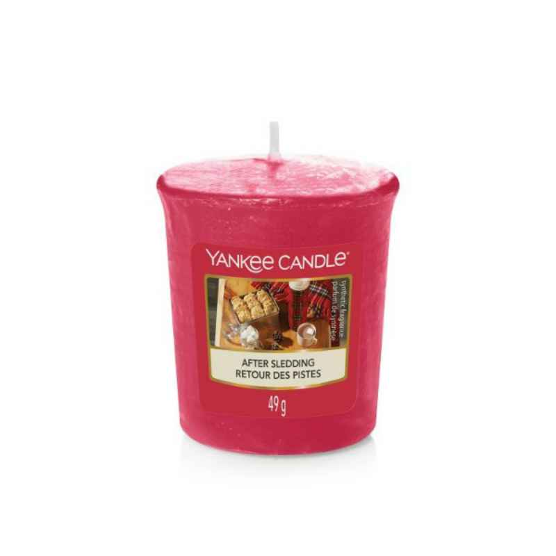 Yankee Candle After Sledding - sampler zapachowy - candlelove