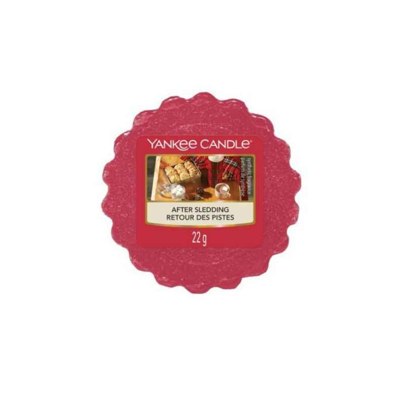 Yankee Candle After Sledding - wosk zapachowy - candlelove