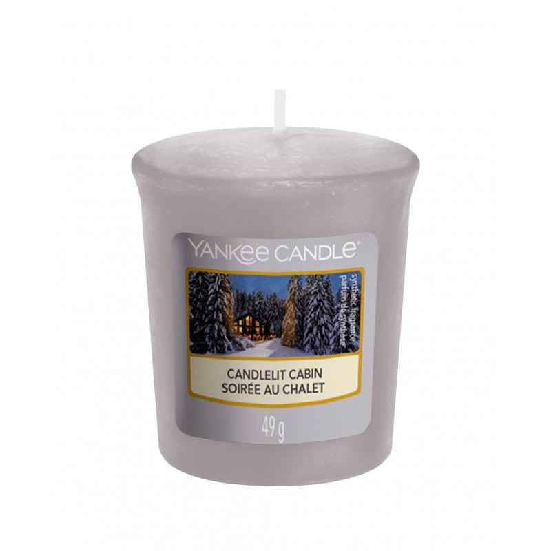 Yankee Candle Candlelit Cabin - sampler zapachowy - candlelove